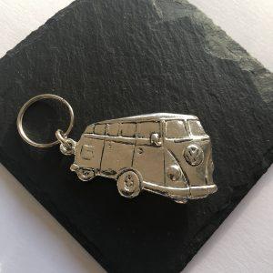 Classic Camper Van key ring