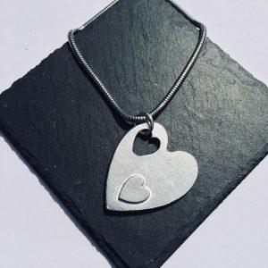 Fallen Heart Pendant